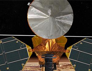 Imagen de la sonda MRO