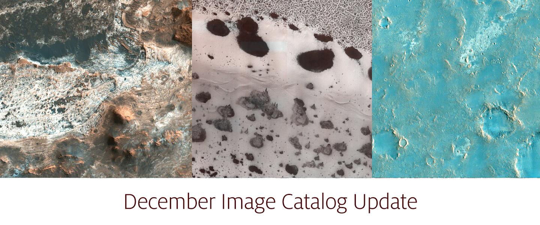 December 2016 image catalog update