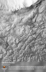 Ejecta in Excess