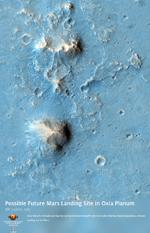 Possible Future Mars Landing Site in Oxia Planum