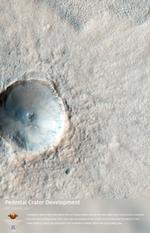 Pedestal Crater Development