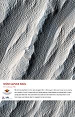 Wind Carved Rock