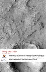 Muddy Ejecta Flow