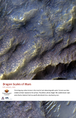 Dragon Scales of Mars