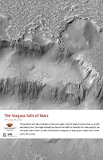 The Niagara Falls of Mars