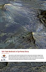 Tell-Tale Bedrock in Tyrrhena Terra