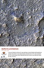 Bedforms and Bedrock