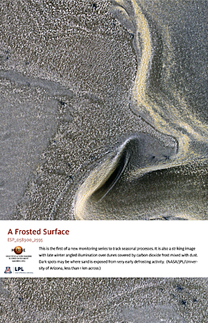 A Frosted Surface
