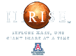 HiRISE: Explore Mars, one giant image at a time