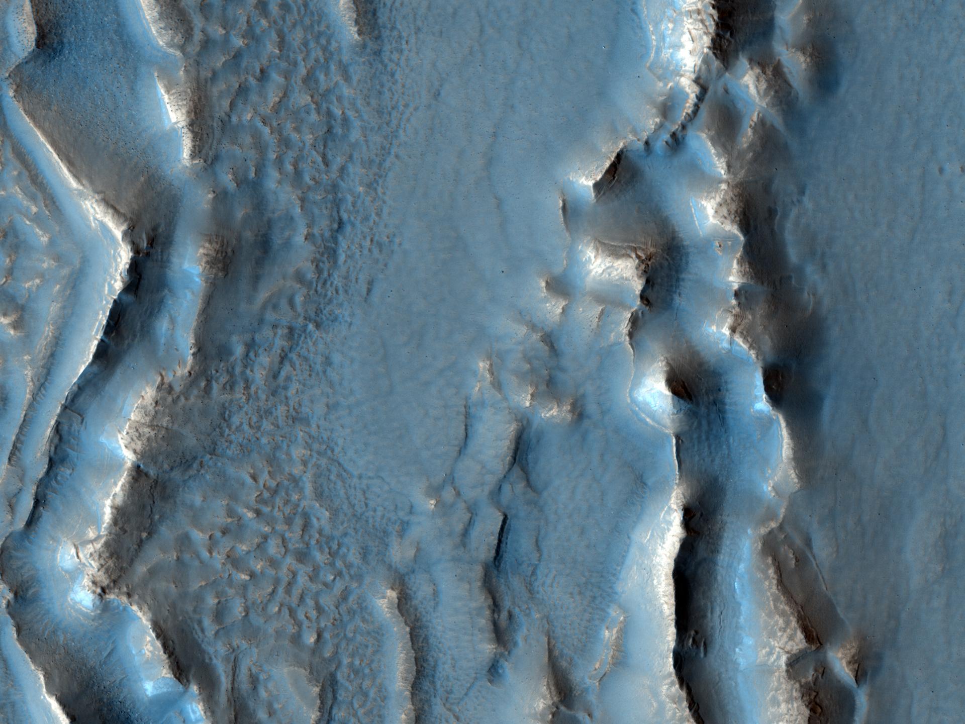 Increíbles fotos de Marte en alta definición