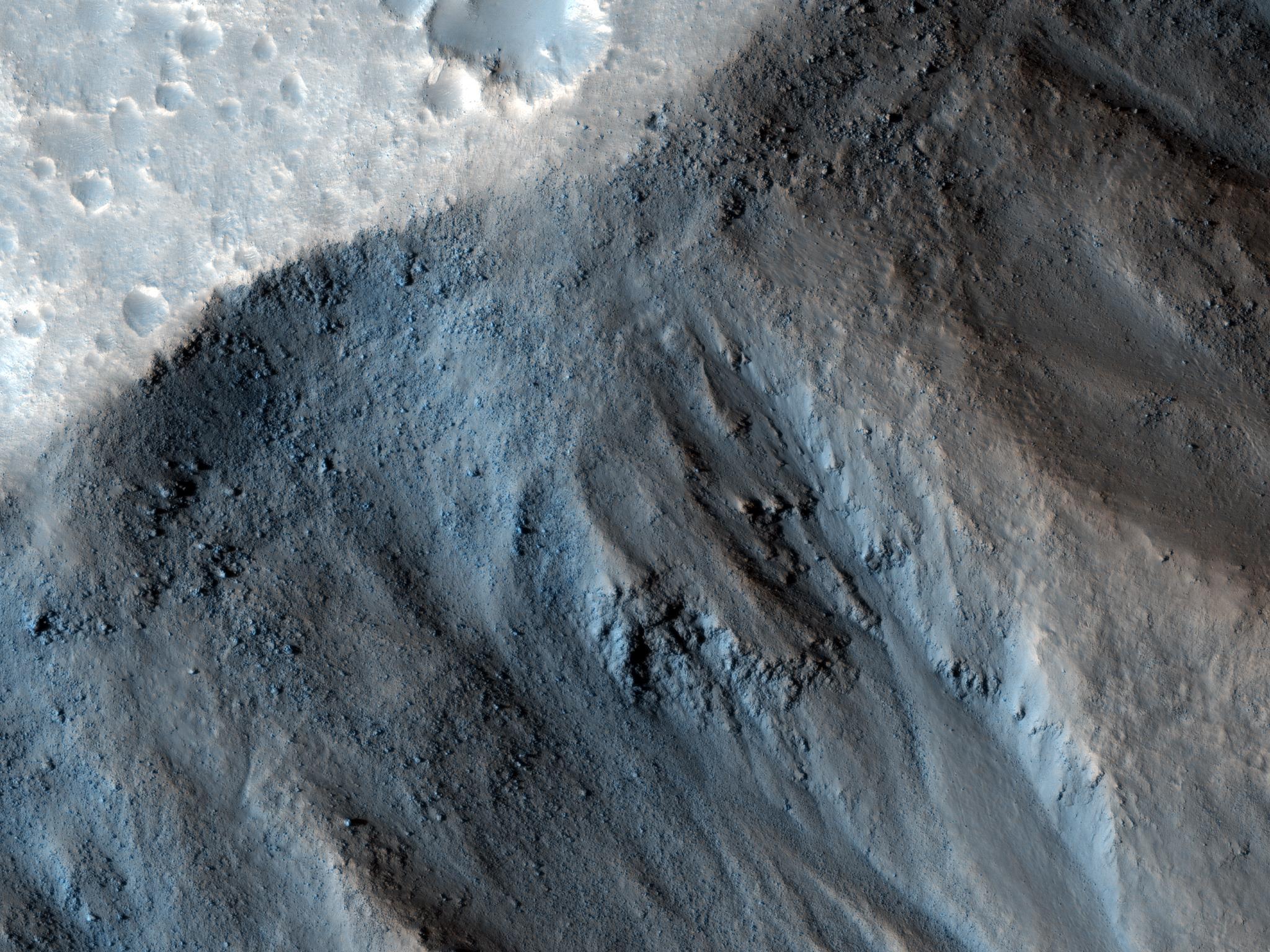 HiRISE | (Almost) Silent Rolling Stones in Kasei Valles ...