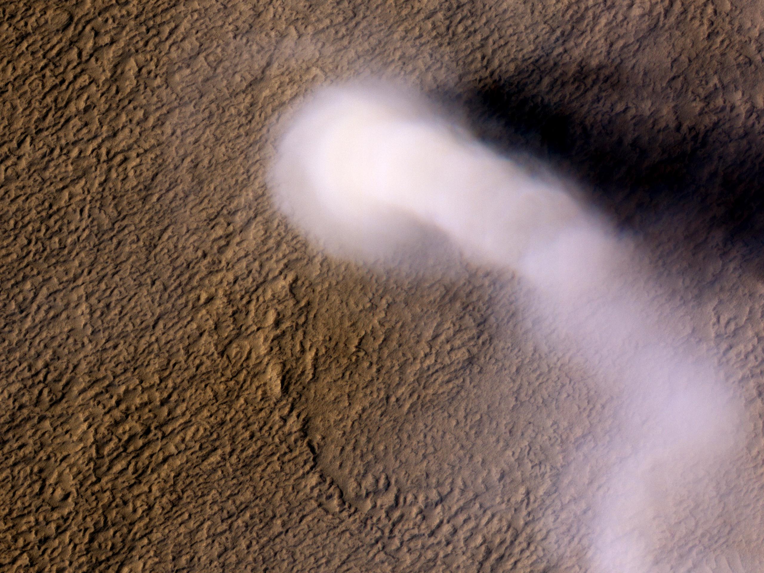 Информация о Марсе ESP_026394_2160