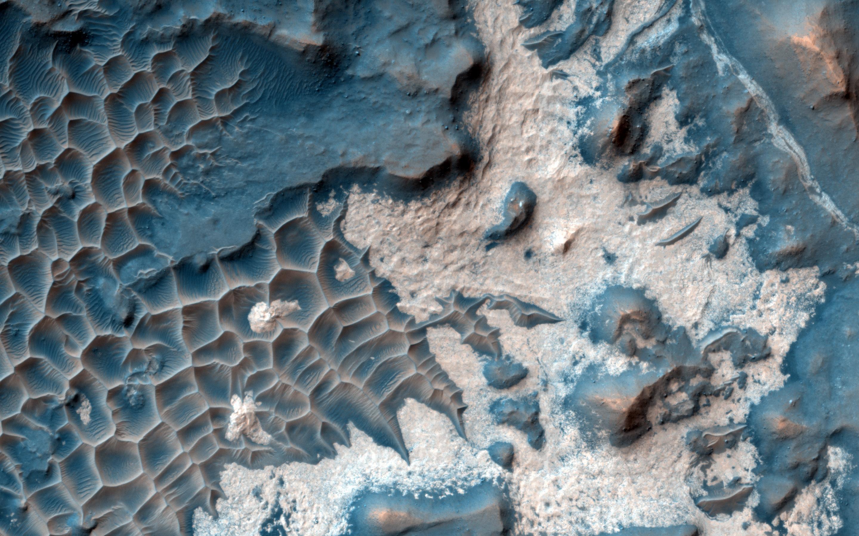 noctis labyrinthus on mars Computer Wallpapers, Desktop ...