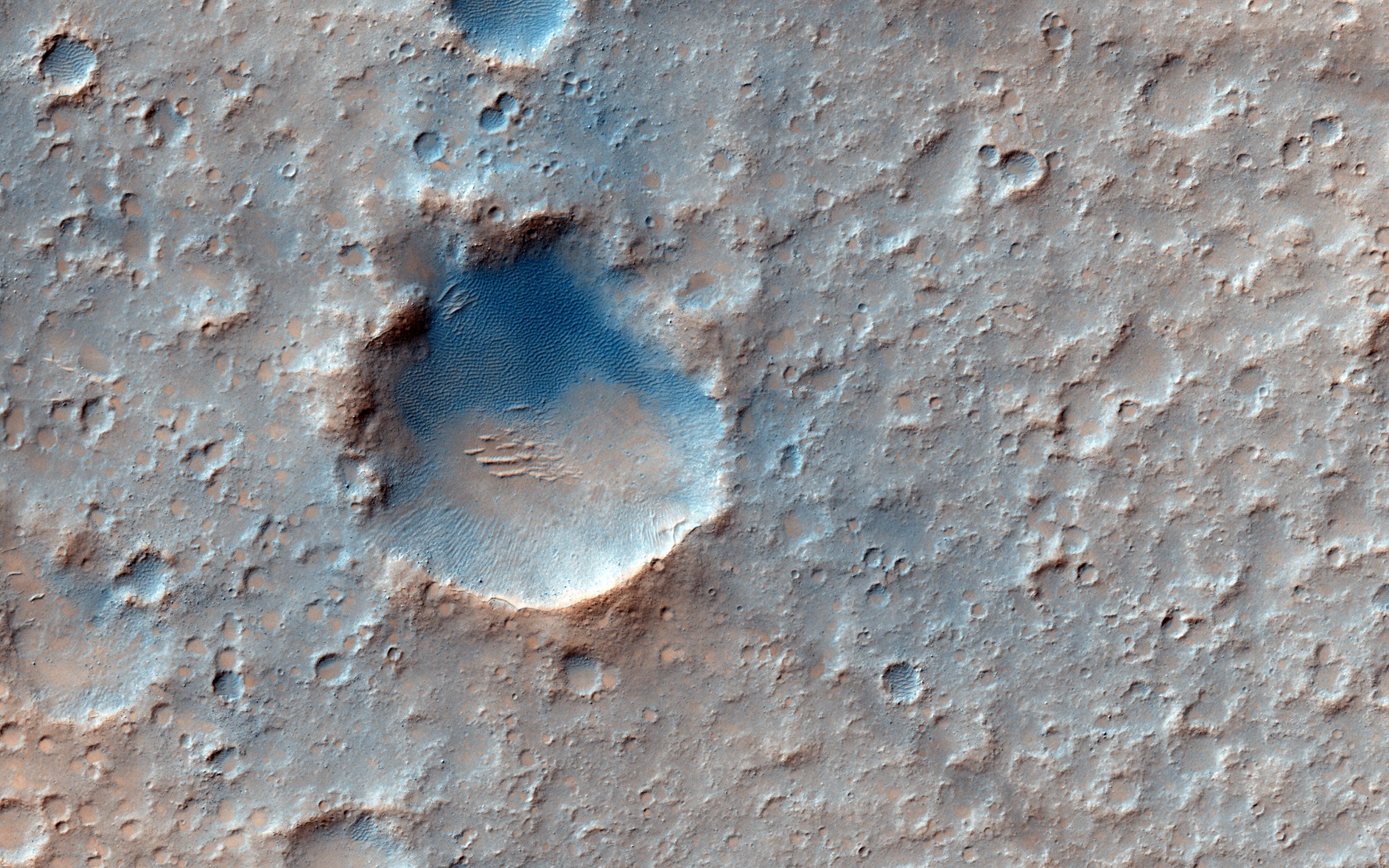 HiRISE | Mission 2020: A Candidate Landing Site in Gusev ...