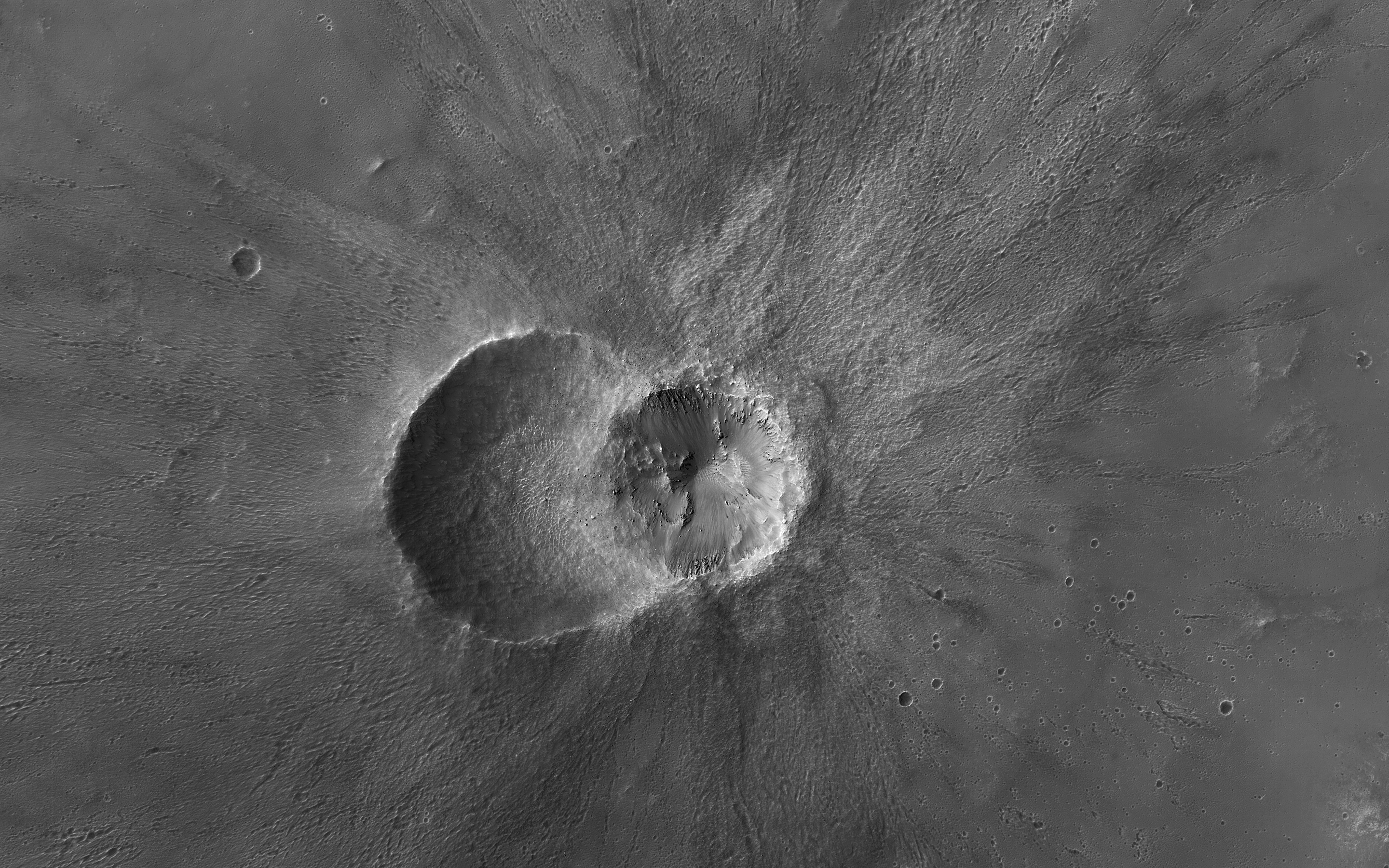 Twin Craters In Meridiani Planum (ESP_050849_1700