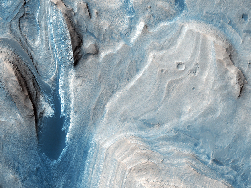 Marte, letto fiume, Acqua su Marte, oceano su Marte